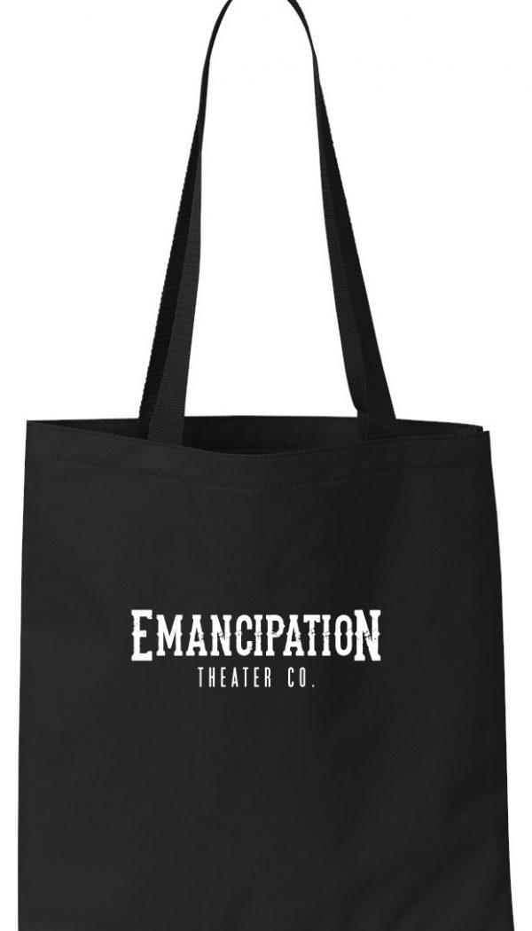 Emancipation Theatre Black Bag