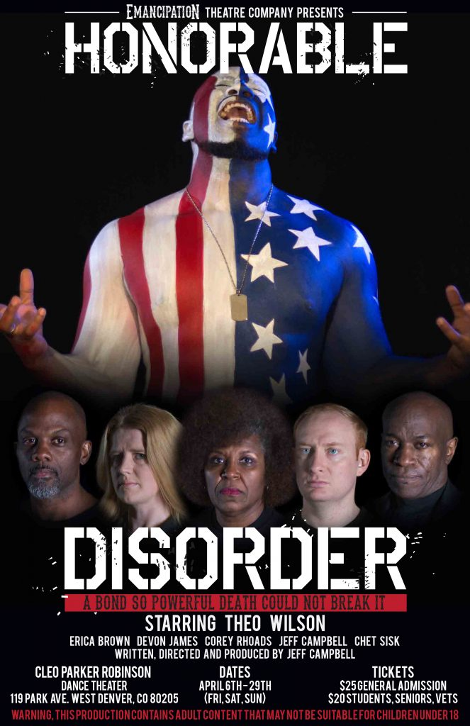 Honorable Disorder Poster