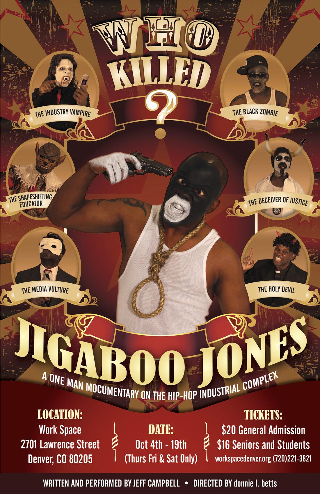 Who Killed Jigaboo Jones