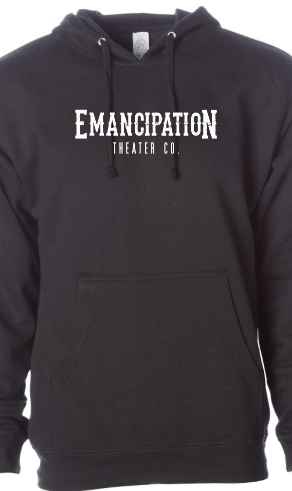 Emancipation Theatre Black Hoodie